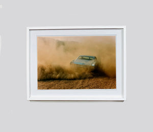 Buick in the Dust Set of Three, Hemsby, Nofolk, 2000