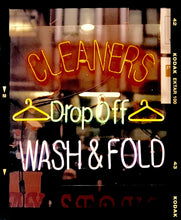 Load image into Gallery viewer, Cleaners Wash & Fold, New York, 2016