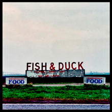 Load image into Gallery viewer, Fish & Duck, Cambridgeshire 1992