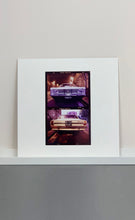 Load image into Gallery viewer,  A classic white Ford Taurus, photographed on the streets of Turro, Milan.