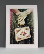 Load image into Gallery viewer, Gloves & Handbag, Goodwood, Chichester, 2009