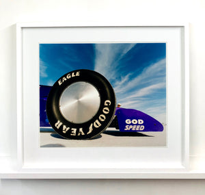 God Speed - Good Year, Bonneville, Utah, 2003