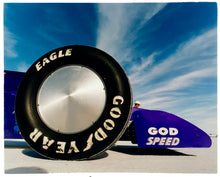 Load image into Gallery viewer, God Speed - Good Year, Bonneville, Utah, 2003