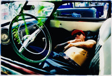 Load image into Gallery viewer, Resting - Hot Rod Reunion, Bakersfield, California, 2003
