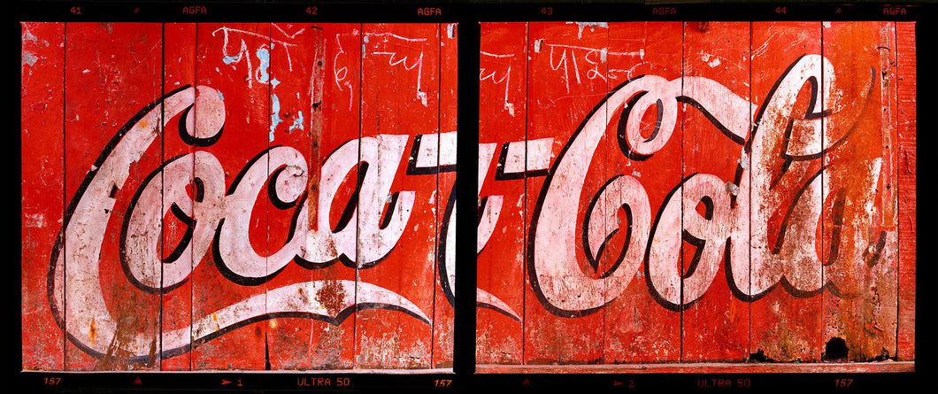 Indian Coca-Cola, Darjeeling, West Bengal, 2013