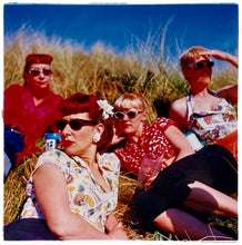 Load image into Gallery viewer, Lynn, Lisa, Charlotte and Theresa, Norfolk, 2001