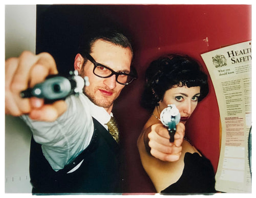 Michael & Delilah, The Whoopee Club, London, 2004