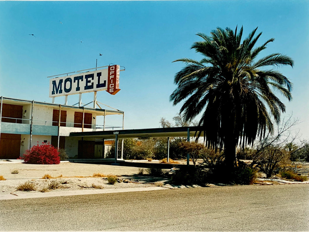 Motel Office, Salton Sea, California, 2003