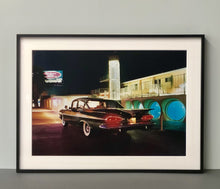 Load image into Gallery viewer, Patrick's Bel Air, Glass Pool Motel, Las Vegas, 2001