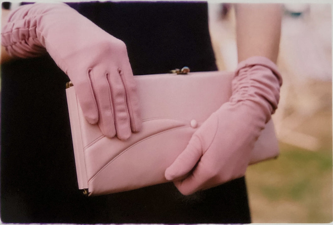 Pink Gloves, Goodwood, Chichester, 2009