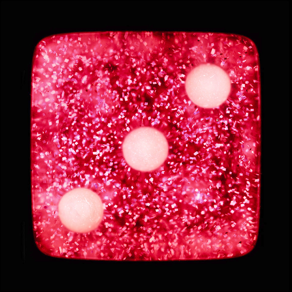 Raspberry Sparkles Three, 2017