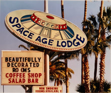 Load image into Gallery viewer, Space Age Lodge, Gila Bend, Arizona, 2001