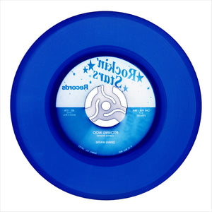 B Side Vinyl Collection - Rock 'n' Roll (Blue), 2018