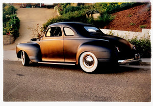 Shelley's '41 Plymouth, California, 2003