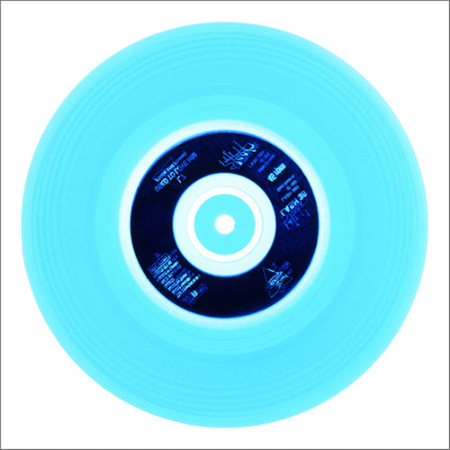 B Side Vinyl Collection - Sound Recording (Electric Blue), 2016