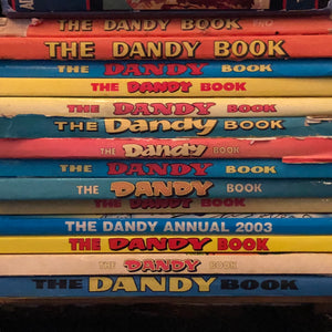 Stack of Dandy's, Burnham Market, 2018