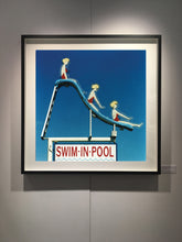 Load image into Gallery viewer, Swim-in-Pool, Las Vegas, Nevada, 2003