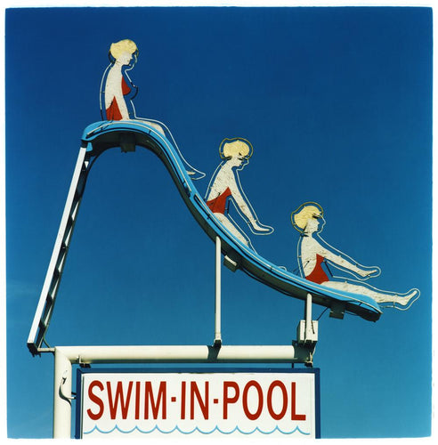 Swim-in-Pool, Las Vegas, Nevada, 2003