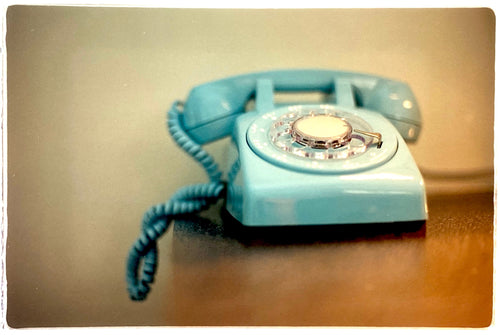 Telephone VII, Palm Springs, California, 2002