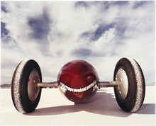 Load image into Gallery viewer, The Rochlitzer's Raspberry Rocket (front), Bonneville, Utah, 2003