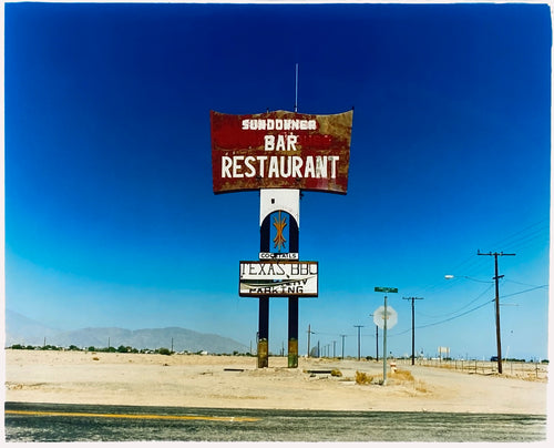 Sundowner, Salton City, California 2003