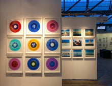 "Load image into Gallery viewer, Nine Piece ""Pop of Pink"" Vinyl Installation"
