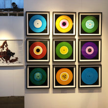 Load image into Gallery viewer, 'R7', by acclaimed contemporary photographers, Richard Heeps and Natasha Heidler. Their Vinyl Collection is a celebration of the vinyl record and analogue technology.