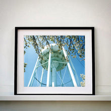 Load image into Gallery viewer, Water Towers in New Jersey which loomed over the small towns.