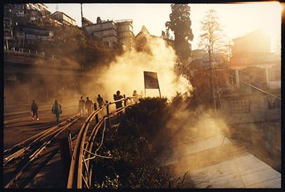 Darjeeling Smoke, West Bengal, 2013