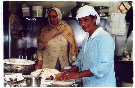 Kitchen II - The Shahenshah, Southall, London 2004
