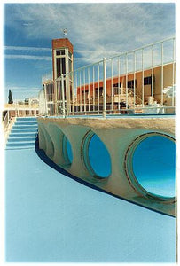Glass Pool Motel II, Las Vegas 2000