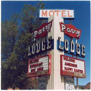 Parry Lodge, Kanab 2001