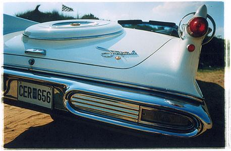 '57 Chrysler Crown Imperial, Hemsby, 1998