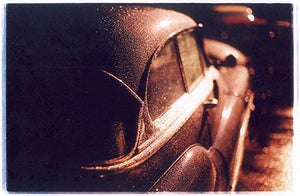 Car in rain (landscape), Rhythm Riot, Camber Sands 2000
