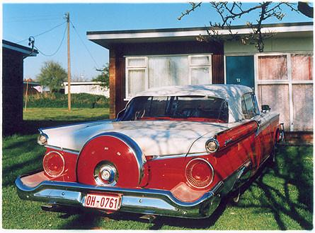 '55 Ford Fairlane, Hemsby, 2001