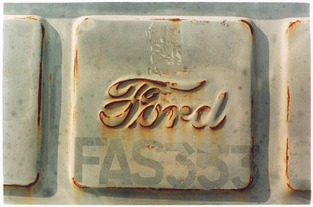Ford Insignia, Hemsby 2003