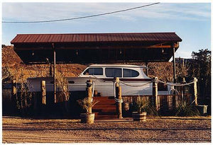Boat, Bisbee, Arizona 2001