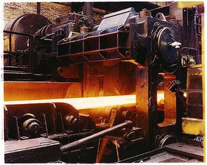 Flying Billet Shear, Bloom&Billet Mill, Scunthorpe 2007