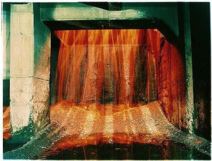 Ingot Pusher Scale Pocket III, Bloom&Billet Mill, Scunthorpe 2007