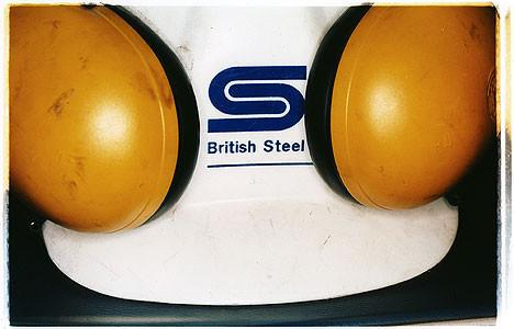 British Steel, Bloom&Billet Mill, Scunthorpe 2007
