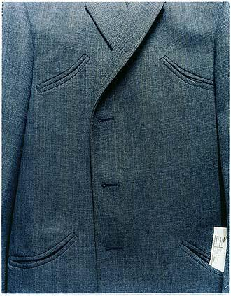 Suit jacket, Cambridge 1993