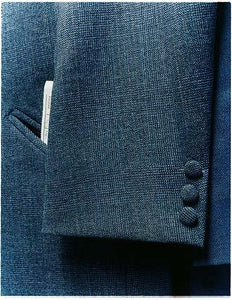 Suit jacket - detail, Cambridge 1993