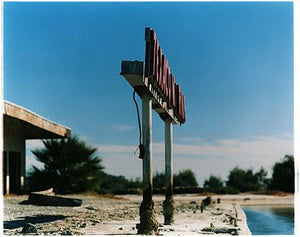 Texaco Marine - side on, Salton Sea, California 2003