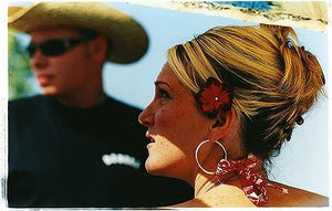Jody and Jen, Famoso Raceway, California 2003