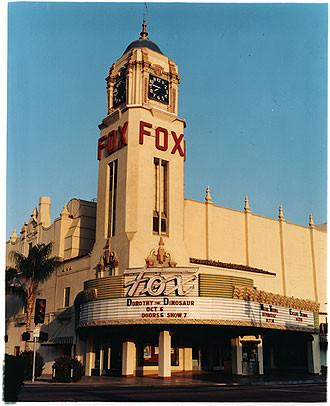 Fox - Movie House, Bakersfield, California 2003