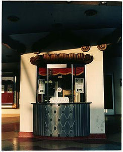 Movie Booth - Fox Movie House, Bakersfield, California 2003