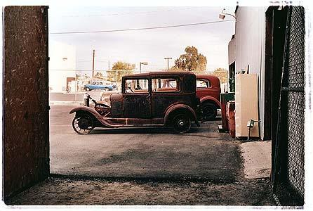 Speed Shop, Phoenix, Arizona 2001