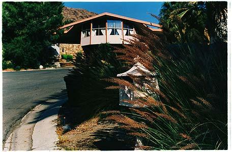 Elvis's Honeymoon Hideaway, Palm Springs, California 2002