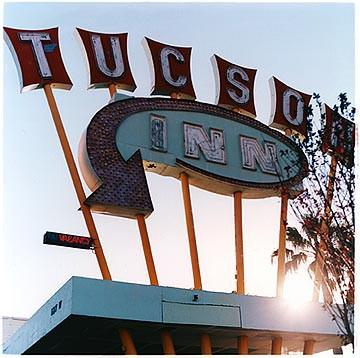 Tucson Inn, Tucson, Arizona 2001