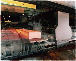 Ingot Pusher I, Bloom&Billet Mill, Scunthorpe 2007